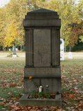 Miakits Károly: Jászai Mari síremléke a Kerepesi temetőben(fotó:                         Perdy-Fazakas Brigitte)