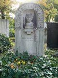 Medgyessy Ferenc: Móricz Zsigmond síremléke a Kerepesi temetőben(fotó: Perdy-Fazakas Brigitte)
