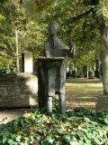 Kerényi Jenő: Csontváry Kosztka Tivadar síremléke a Kerepesi temetőben(fotó: Perdy-Fazakas Brigitte)
