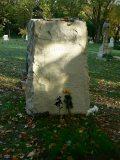 Faludy György síremléke a Kerepesi temetőben(fotó: Perdy-Fazakas                         Brigitte)