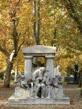 Fülöp Elemér: Blaha Lujza síremléke a Kerepesi temetőben(fotó:                         Perdy-Fazakas Brigitte)