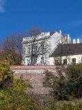 Az első hazai meteorológiai és földmágnességi központ épülete a Várban(fotó: Vimola Ágnes)