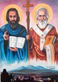 Simon Veronika: Szent Cirill és Metód