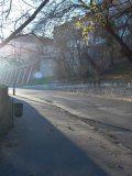 Reggeli napsütés télen (Fotó: Vimola Ágnes)