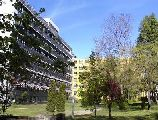 A Szent Pantaleon Kórház Dunaújvárosban (fotó: internet)