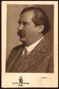 Móricz Zsigmond – a Nyugat-barátok Köre fotósorozata, 1931 - Országos Széchényi Könyvtár (fotó: Rónai Dénes)