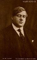 Molnár Ferenc arcképe (levelezőlap; Budapest, 1918) - Országos Széchényi Könyvtár (fotó: Uher Ödön)