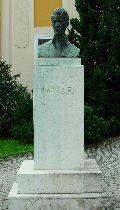 Petőfi-szobor Sárváron (fotó: Őszik Antal)