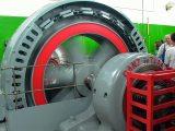 A Gibárti vízierőmű Ganz turbinája (Fotó: Vimola Ágnes)